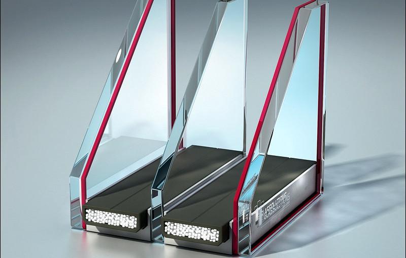 Isolierung Isolierglas